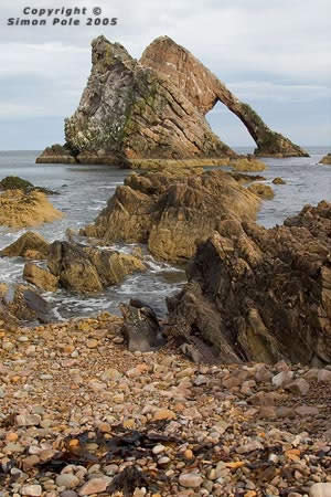 Bow and Fiddle rock